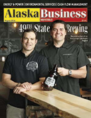 Alaska Business Monthly, August 2016