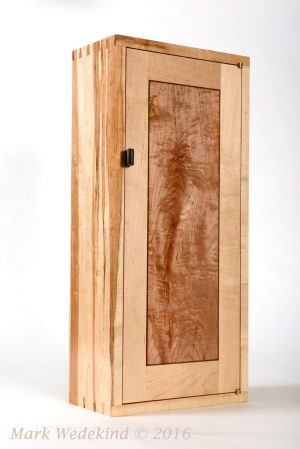 Maple Wall Cabinet